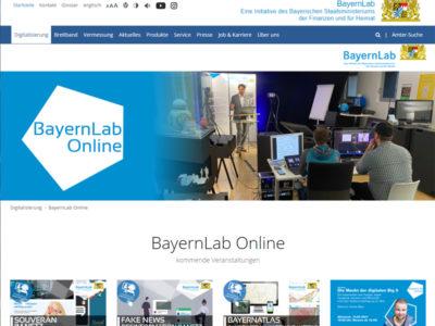 BayernLAB Dillingen lädt zu Onlinevorträgen ein