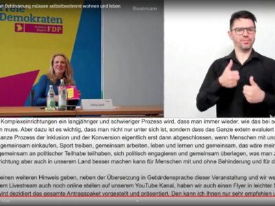 Pressekonferenz der FDP
