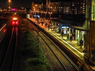 Barrierefreiheit an Bahnhöfen
