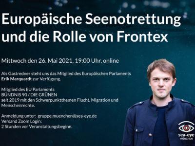 Europäische Seenotrettung und die Rolle von Frontex