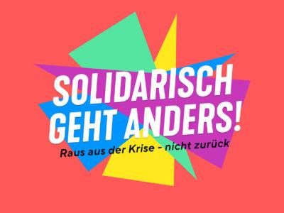 Solidarisch geht anders